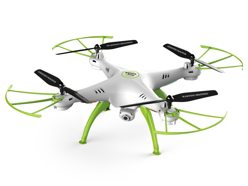 SYMA X5HW FPV REAL-TIME THE NEW DRONE
